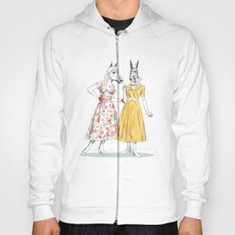 Bestial ladies Hoody