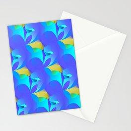 Golden Mist Stationery Cards