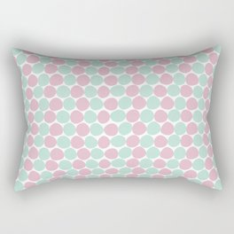 Bay Dots Rectangular Pillow