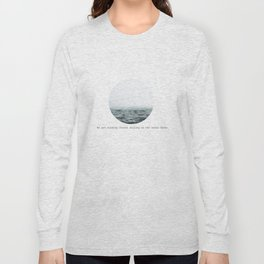 Sinking Stones Long Sleeve T-shirt
