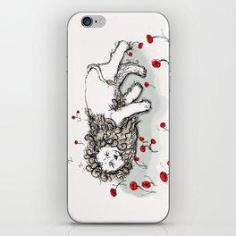 Cowardly Lion iPhone Skin