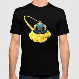 Son Goku ilustration T-shirt