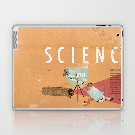 Science- fun for all ages Laptop & iPad Skin