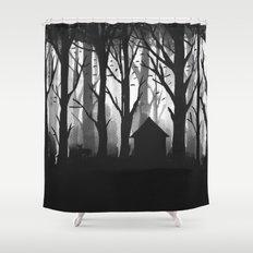 Wild Woods Shower Curtain