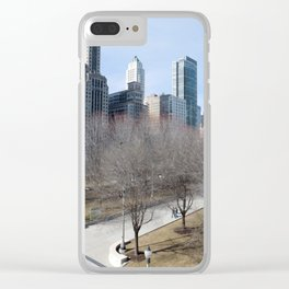 Toy story Chicago Clear iPhone Case