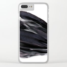 THE DANCE OF THE GHOST AND THE SHADOW II Clear iPhone Case