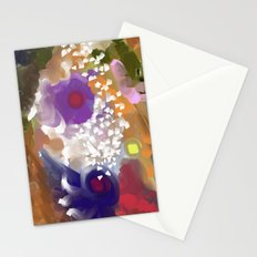 Into the circles  Stationery Cards