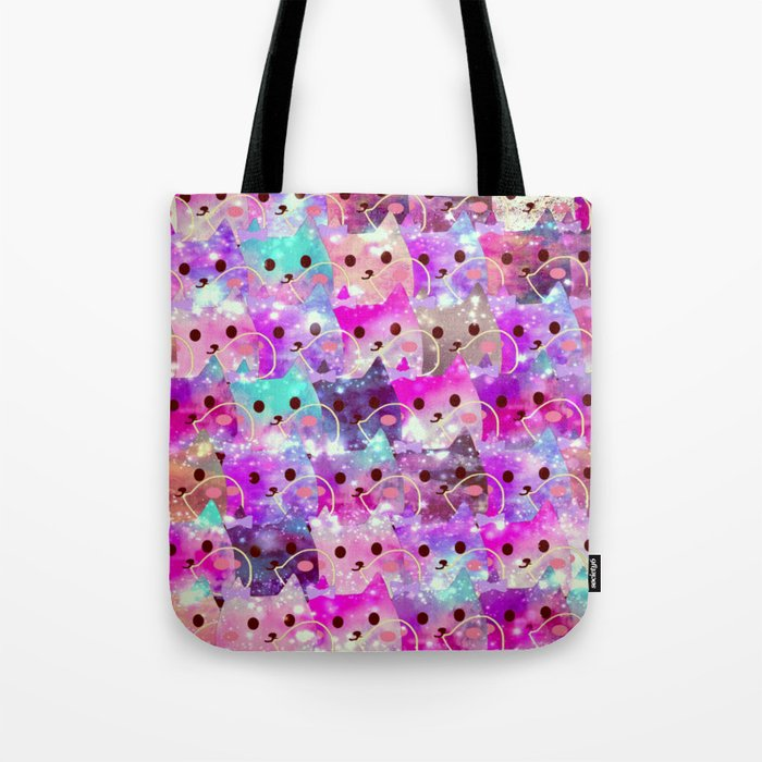lovely cats-3 Tote Bag