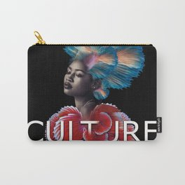 Creative Culture Carry-All Pouch