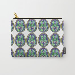 Happy Rainbow Brain Scan Carry-All Pouch