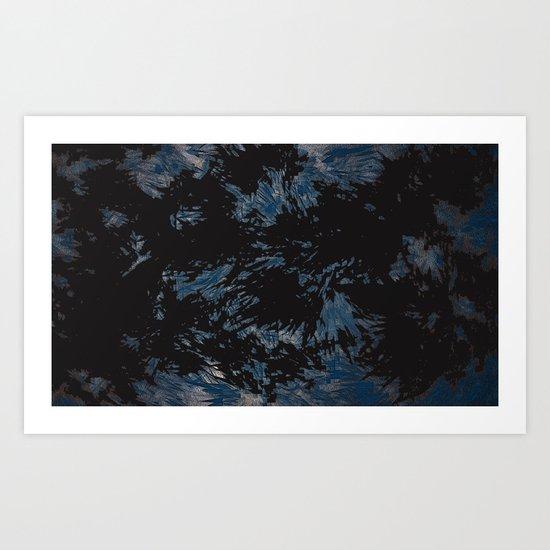 Dark Whisper Art Print