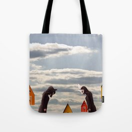 The Question Tote Bag