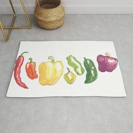 Pepper Rainbow Rug