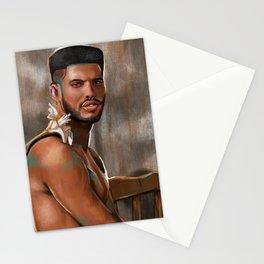 No Fragile Masculinity Stationery Cards