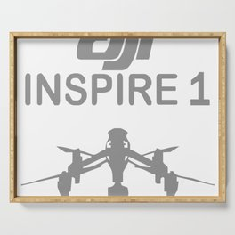 DJI Inspire One 1 Serving Tray