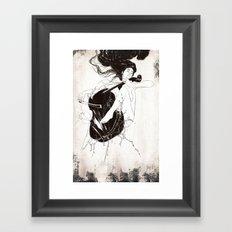 Duet. Pt.3 Framed Art Print