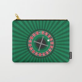 Roulette Wheel Carry-All Pouch