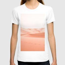 LANDSCAPE PHOTOGRAPHY OF DESSERT T-shirt