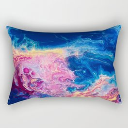 Fluid Expressions - Galaxy Rectangular Pillow