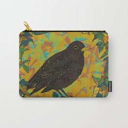 Blackbird and Ivy Carry-All Pouch