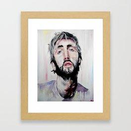 It's not all bad Framed Art Print