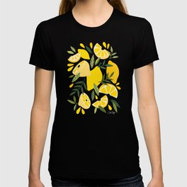 Lemon Blooms – Blush Palette T-shirt