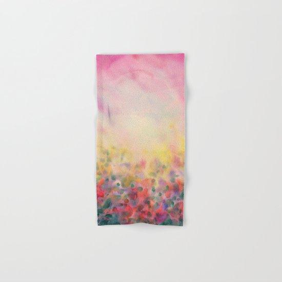 Pink Mystical Spring Hand & Bath Towel