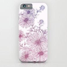 Chrysanthemum iPhone 6s Slim Case