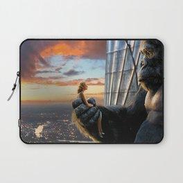King Kong y Ann Darrow Laptop Sleeve