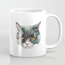 Miu Cat Coffee Mug