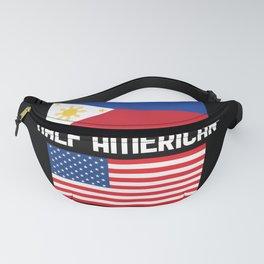 Filipino American Shirt Fanny Pack