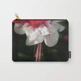 June Fuchsia Carry-All Pouch