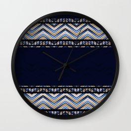 Arabian night. Wall Clock