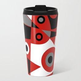 Abstract #905 Travel Mug