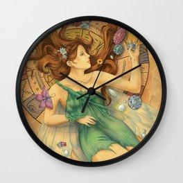 Mosaico Wall Clock