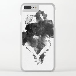 You are my inspiration. Clear iPhone Case