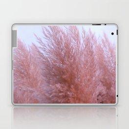 Pink Pampas Laptop & iPad Skin