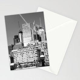 City Of London Skyline Stationery Cards