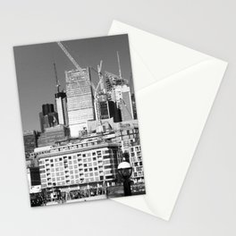 City Of London Skyline Stationery Cards