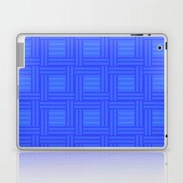 Elour Blue Tile Laptop & iPad Skin