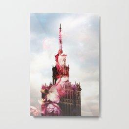 Pałac Kultury i Nauki Metal Print