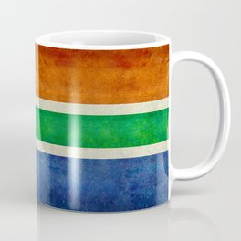 Flag of the Republic of South Africa Coffee Mug