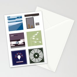 Modest Mouse Stationery Cards