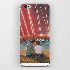 Lazers iPhone & iPod Skin
