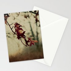 Knowing When to Let Go Stationery Cards