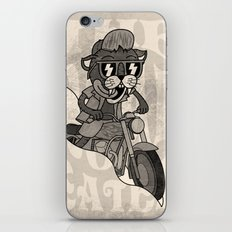 The Road Eater iPhone & iPod Skin