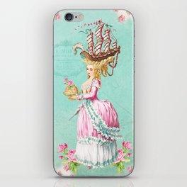 Marie Antoinette Liberté iPhone Skin