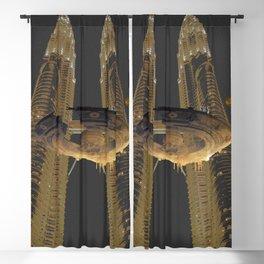 Round airship Blackout Curtain