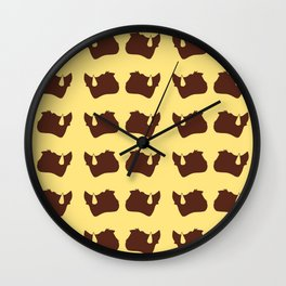 The Lion King - #7 Pumba Wall Clock