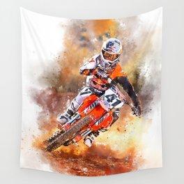 Full Throttle Wall Tapestry